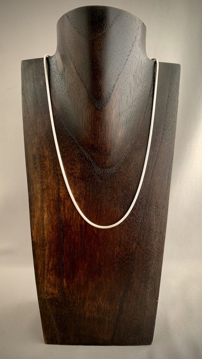 Adjustable Sterling Silver Chain (#255)