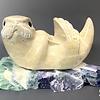 """Stella"" The Soapstone Sea Otter (#111)"