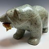 Barry The Soapstone Bear #300 - SOLD