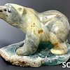 Henry The Soapstone Bear #119