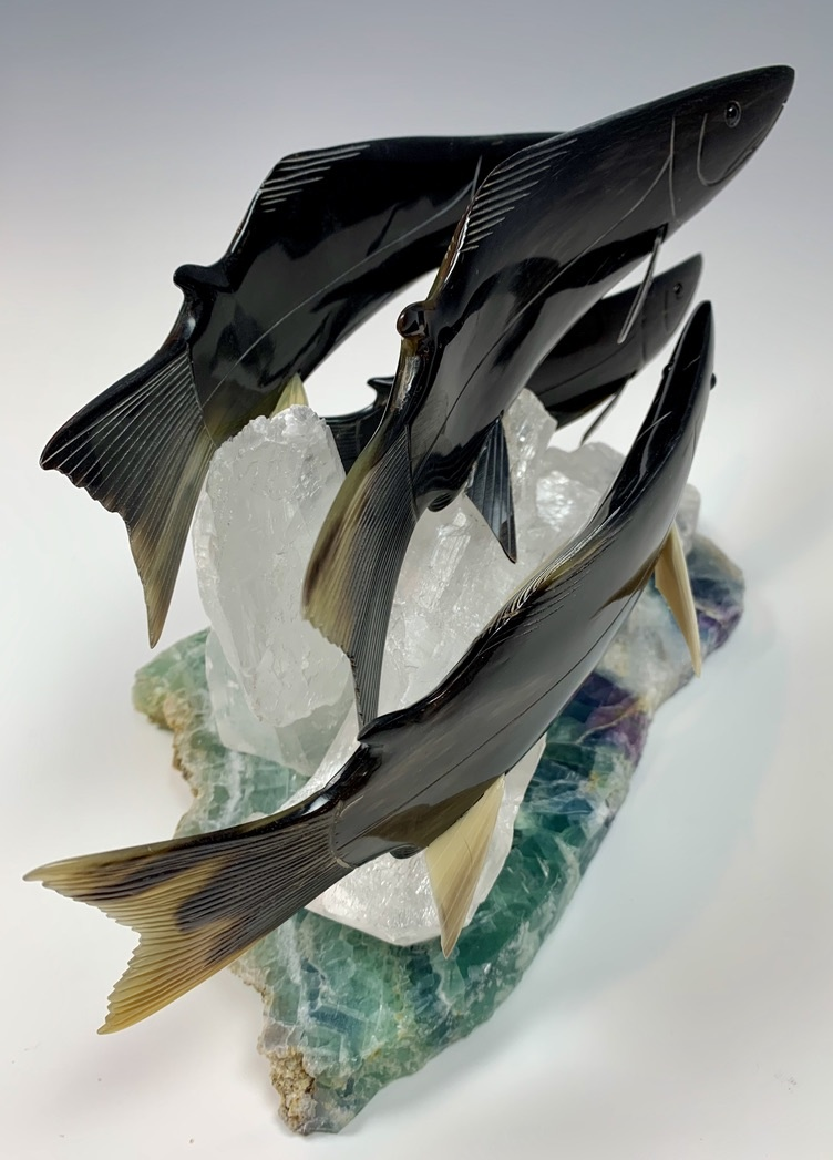 Spawning Salmon #309