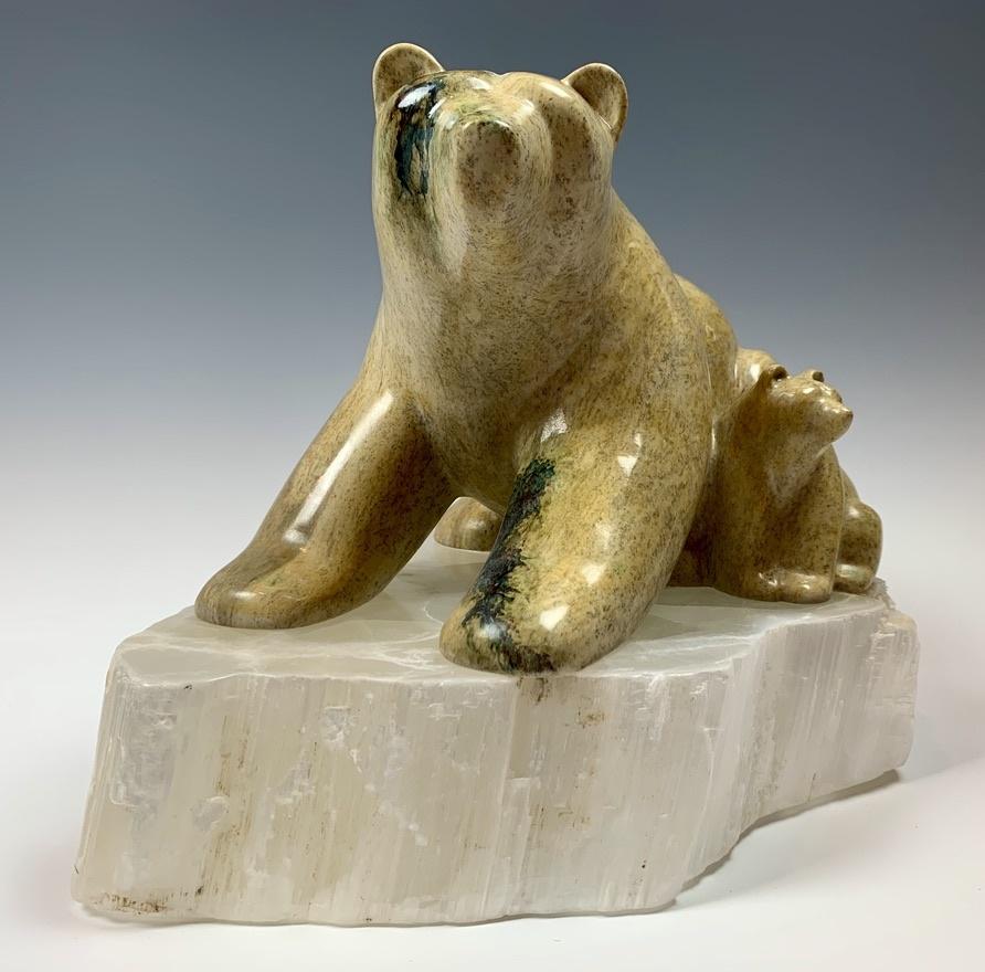 - Bear and Cub #314