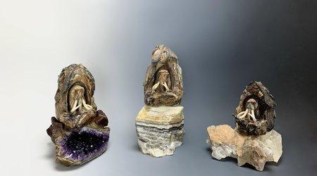 Mammoth Sculptures
