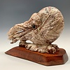 - Ammonite - Marble Sculpture #368