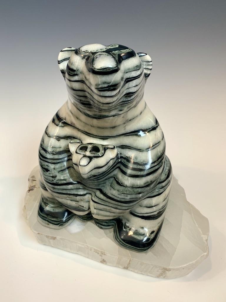 Bear and Cub - Panda Marble #373