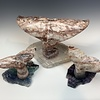 Whale Fluke - Marble Sculpture #378