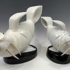 Walrus - Marble Sculpture #411