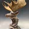 - Moose - Marble Sculpture #402