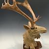 Elk - Marble Sculpture #401