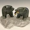 - Bobby and Scarlett - Soapstone Bears #433