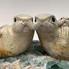 Soapstone Sea Otter Family #432