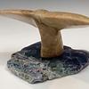 Whale Fluke - Marble Sculpture #446