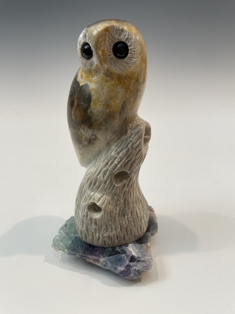 Owl #489 - SOLD