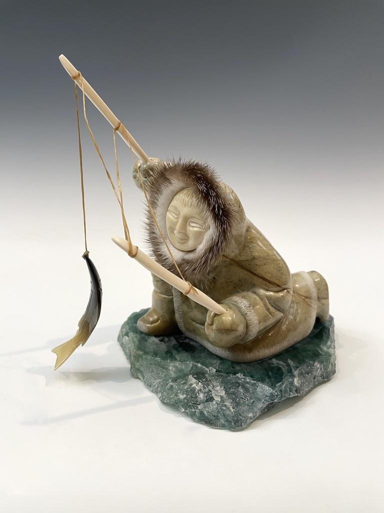 Fisherman #497-SOLD