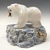 Selenite Bear #470 -SOLD