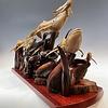 Whale Migration Sculpture #497