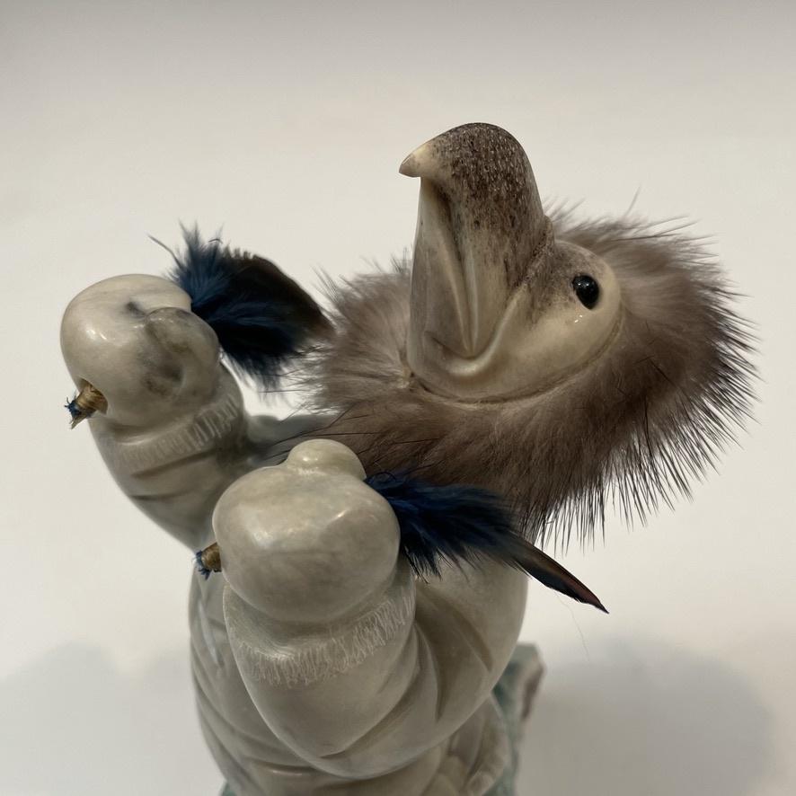 Dancing Shaman Eagle #510-SOLD