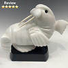 Walrus - Marble Sculpture #397