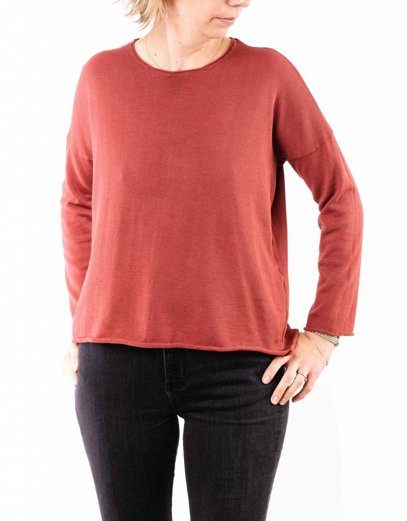 IT IS WELL BOXY SWEATER