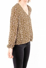 LUCCA BISHOP BLOUSE