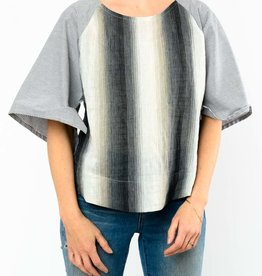 ALEMBIKA PULLOVER TOP