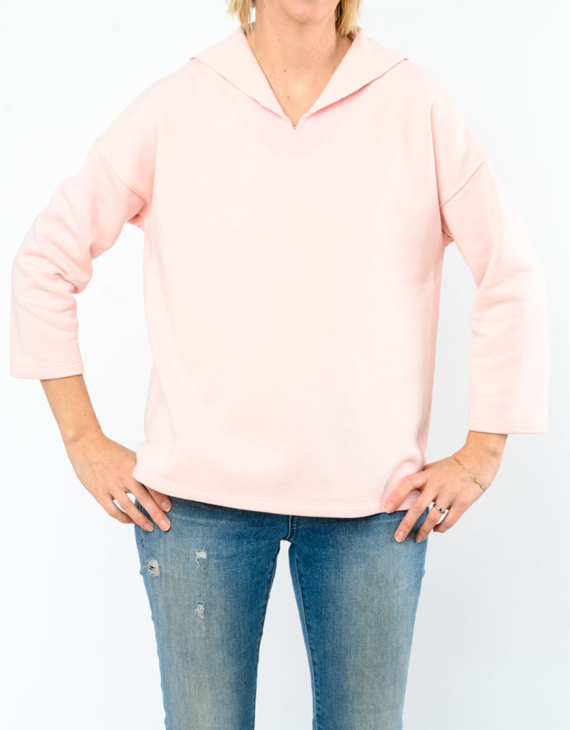 HABITAT EASY TERRY PULLOVER