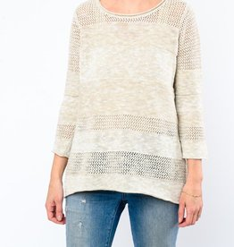 HABITAT HI LO TUNIC SWEATER