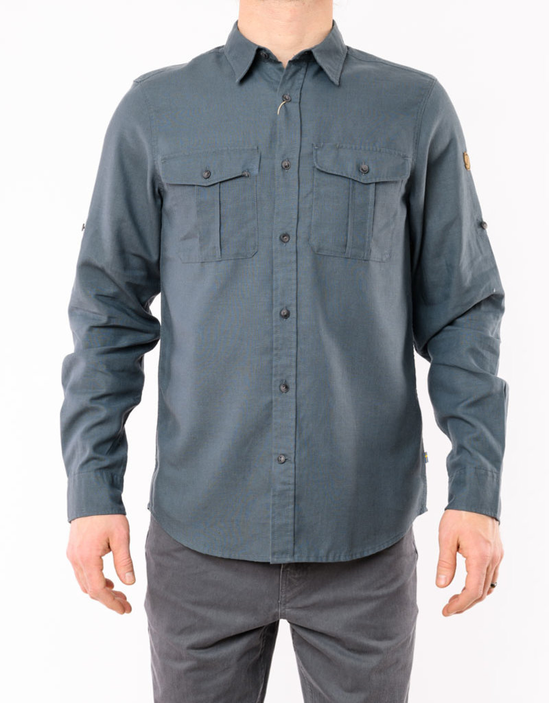 FJALLRAVEN OVIK TRAVEL SHIRT