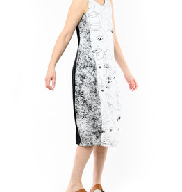 ALEMBIKA MIDI DRESS