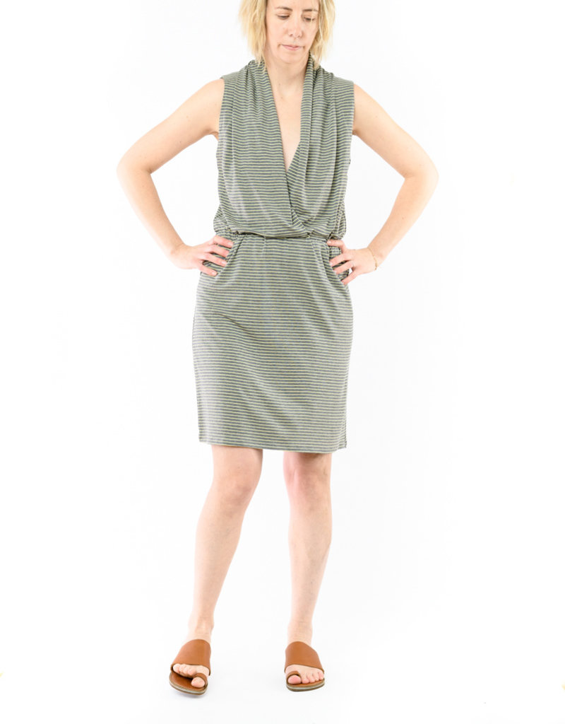 SARAH LILLER LORIE DRESS