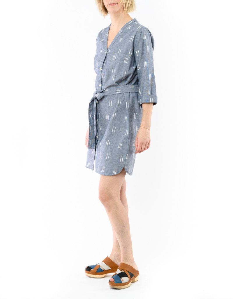 LILLA P SHIRT DRESS
