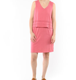 MOD-O-DOC PINTUCK TANK DRESS