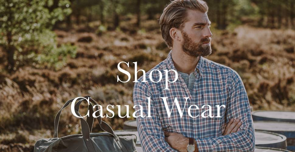 Casual Wear Banner
