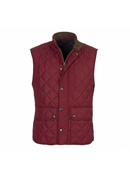 Barbour Barbour Lowerdale Gilet Vest - Bordeaux