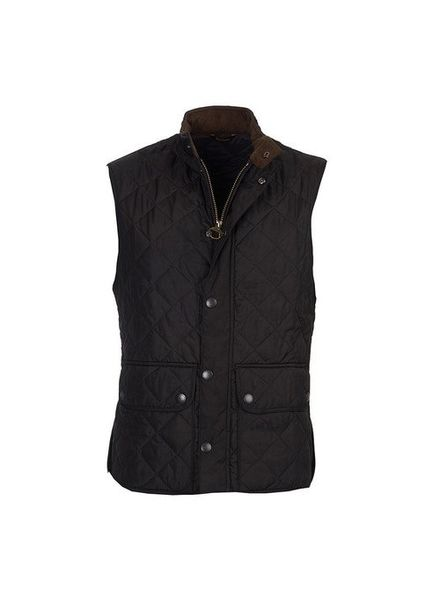 Barbour Barbour Lowerdale Gilet Vest - Black
