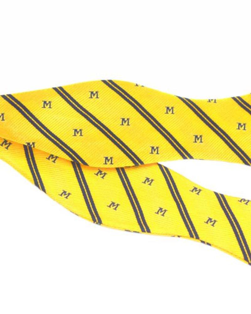 Amanda Christensen A. Christensen M Bow Tie Maize w/stripe