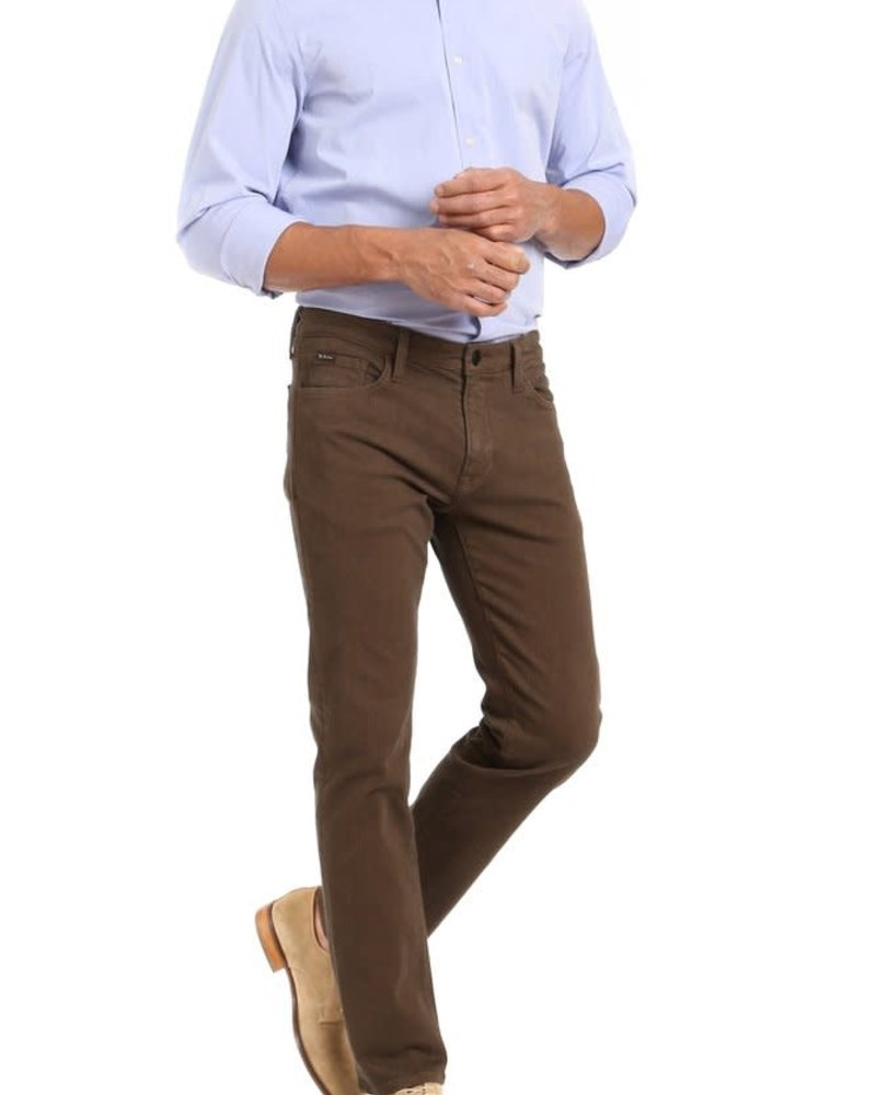 34 Heritage Courage Jeans Brown Diag