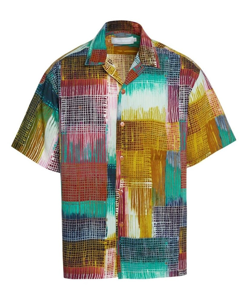 Jams World SS Hawaiian Shirt
