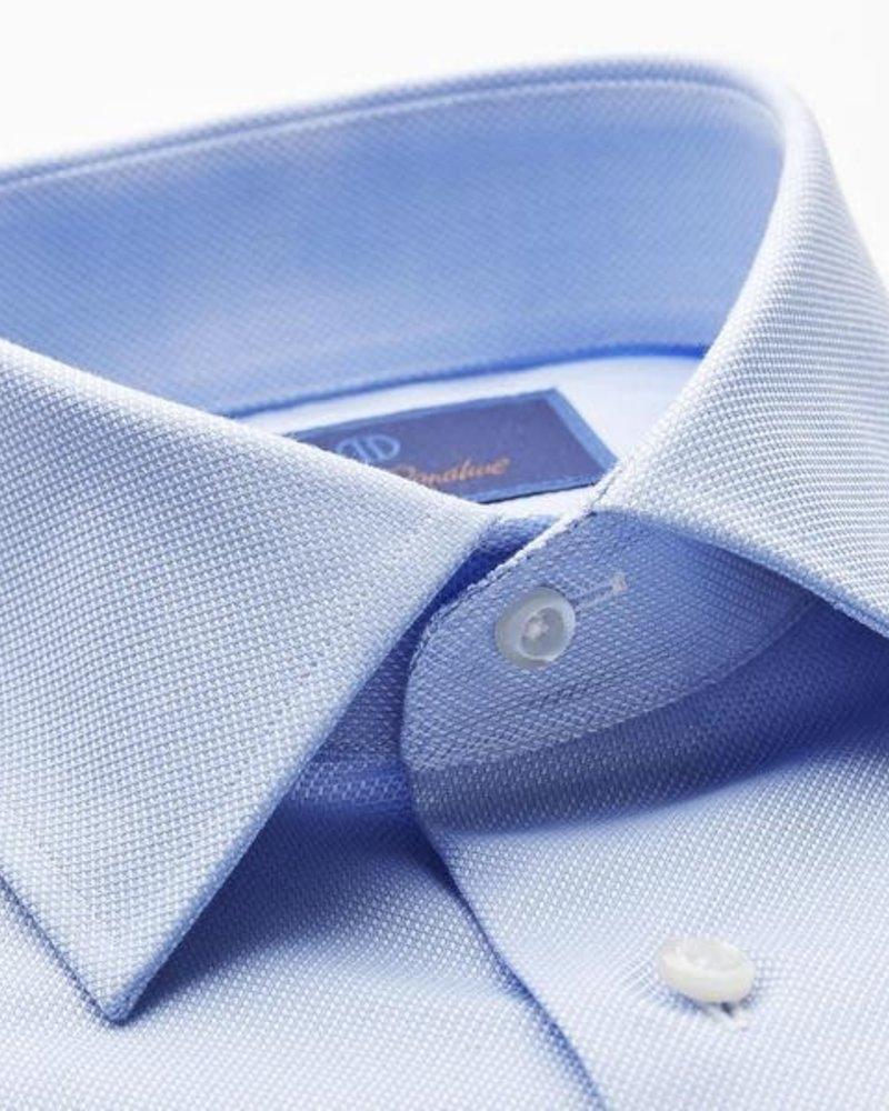 David Donahue David Donahue Solid Dress Shirt Reg**