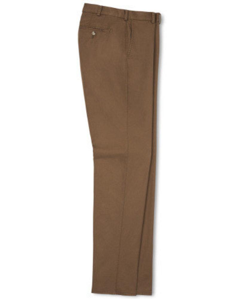 Peter Millar Peter Millar FF Soft Touch Twill Trousers Burbon