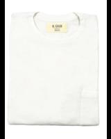 M. Singer M. Singer White T-Shirt