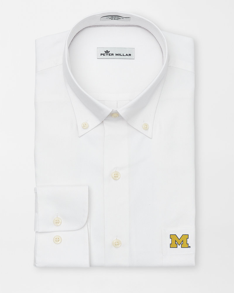 Peter Millar Peter Millar M White Button Down