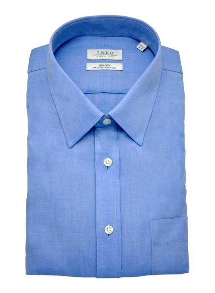 Enro Enro Point Collar Solid Shirt