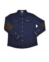 Peter Millar Peter Millar Mtnside Block M Shirt Jacket w/Elbow Patches