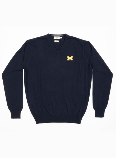 Peter Millar Peter Millar M Long Sleeve V Neck sweater