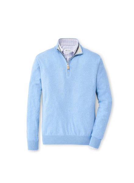 Peter Millar Peter Millar Crown Soft Quarter-Zip Sweater