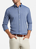 Peter Millar Peter Millar Garment Dyed Cotton-Blend Sport Shirt Crown Collection