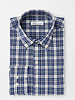 Peter Millar Peter Millar Bondi Cotton-Linen Sport Shirt Crown Collection