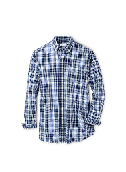 Peter Millar Peter Millar Bondi Cotton-Linen Sport Shirt