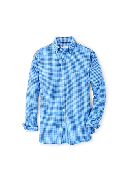 Peter Millar Peter Millar Frisbee Beach Cotton Sport Shirt